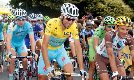 Tour de France 2014 fans hail Vincenzo Nibali victory  video