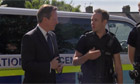 David Cameron: if you're here illegally, you should go home - video