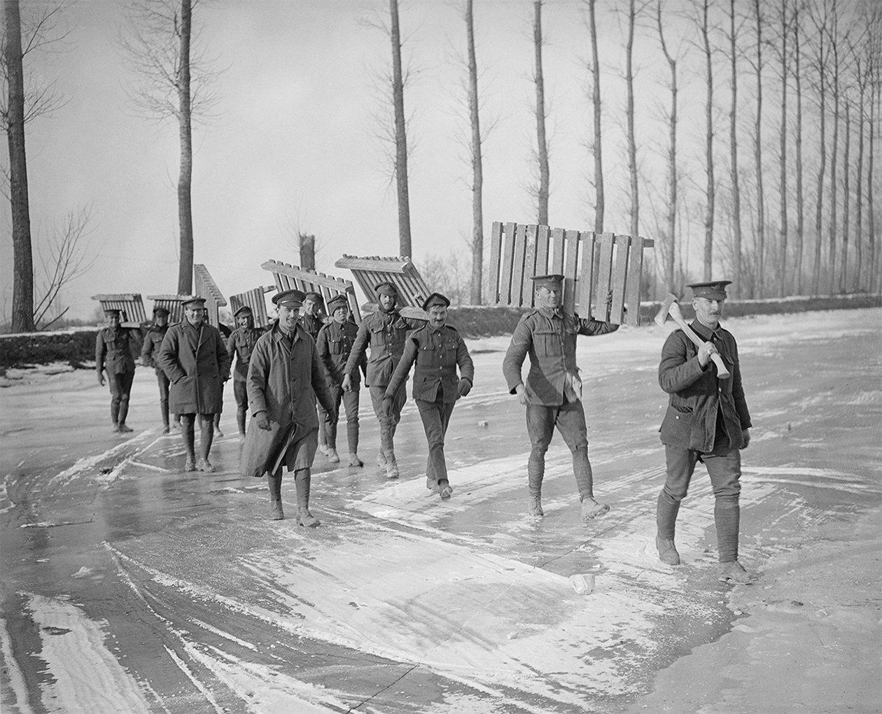 Frozen Somme