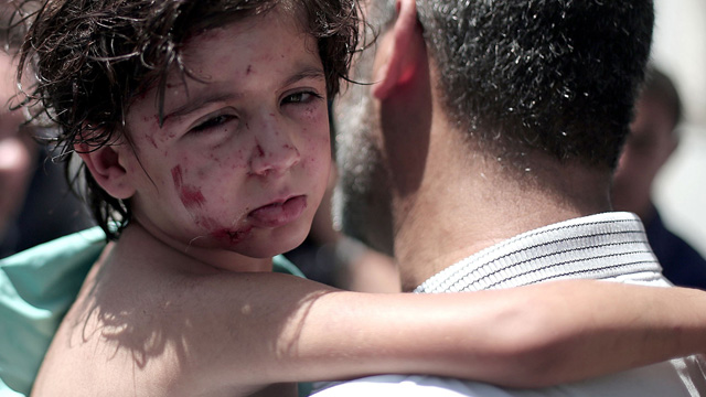 Gaza Offensive 2014:'The world stands disgraced' - Israeli shelling of school kills at least 15