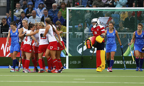 Commonwealth Games 2014: England take silver in diving and reach semi-final in women's hockey  video