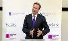 David Cameron: no 'combat role' for British troops in Iraq - video