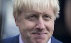 Mayor of London Boris Johnson is interviewed