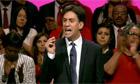 Ed Miliband's keynote speech