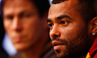 Manchester City under pressure against Roma, says Ashley Cole video