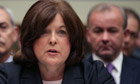 White House security: secret service director gives evidence - video