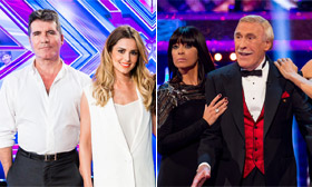 X Factor goes head to head with Strictly Come Dancing