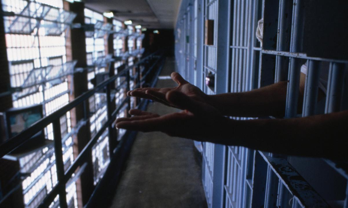 black men in the prison system essay