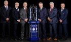 Rugby union coaches look ahead to Six Nations tournament - video