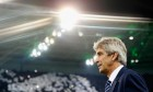 Pellegrini praises Hart after Manchester City beat Borussia Mönchengladbach – video