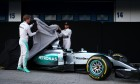 F1: Mercedes officially unveil W06 Hybrid – video