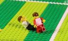 Steven Gerrard sent off for stamp on Ander Herrera – brick-by-brick video