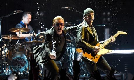 U2 respond to tax haven criticism - video