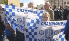 Chelsea fans on their Premier League title: 'The boring tag is a bit of a nonsense' – video