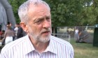 Labour leadership hopeful Jeremy Corbyn welcomes Unite's backing – video