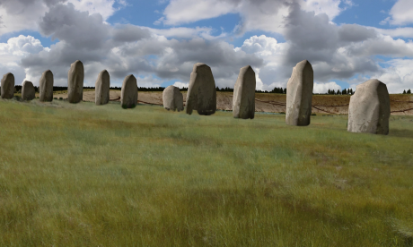 Stonehenge discovery 'immense' says lead archeologist – video