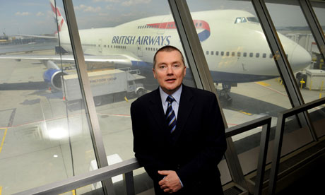british airways willie walsh