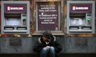 ATMS Dublin Ireland economic crisis