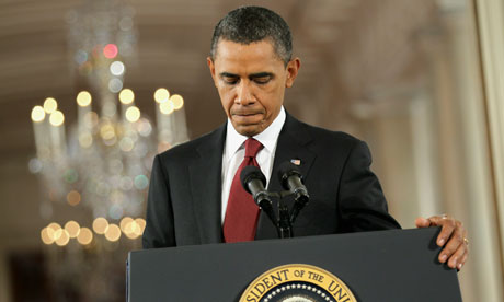 President Obama after midterms 2010