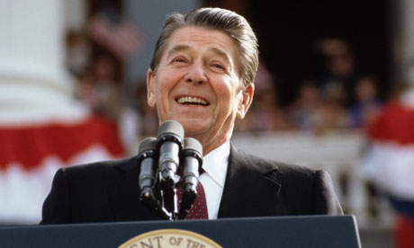 Ronal Reagan's speech