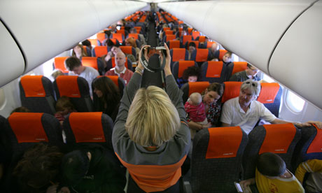 EasyJet to start allocating seats  and charging for some of them
