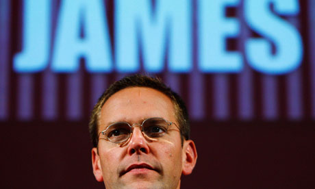 James Murdoch survives BSkyB vote … messily