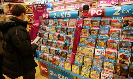 Game facing 60% drop in profits, warn retail analysts | Business | The