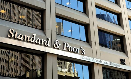 Investors press for Standard & Poor's spin-off