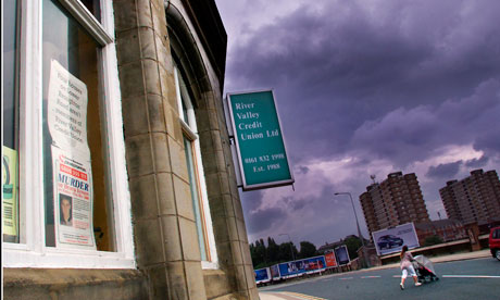 River Valley Credit Union, Salford