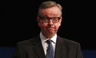 Michael Gove, Secretary of State for Education,