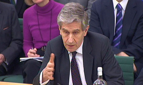 Senior bankers face grilling from MPs