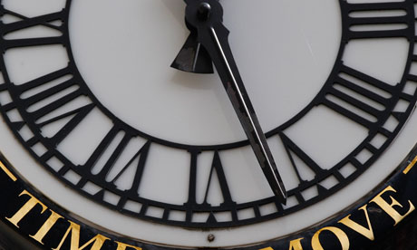 Is daylight savings time outdated? Photograph: Darren Staples/Reuters