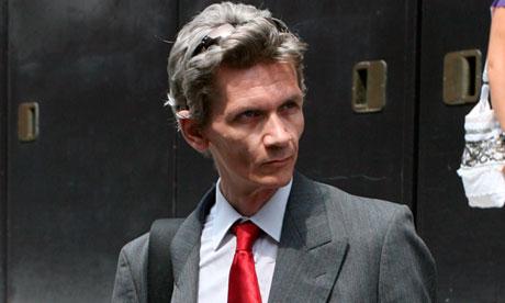 British journalist Mark Covell