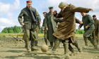 Drama reconstruction of WW1 Christmas Truce