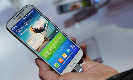 Difference Between Samsung Galaxy S4 And Iphone 5