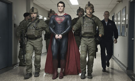 Man of Steel – first look review