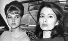 Mandy Rice-Davies and Christine Keeler