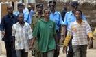 Ali Babitu Kololo In Green In Lamu Court Kenya