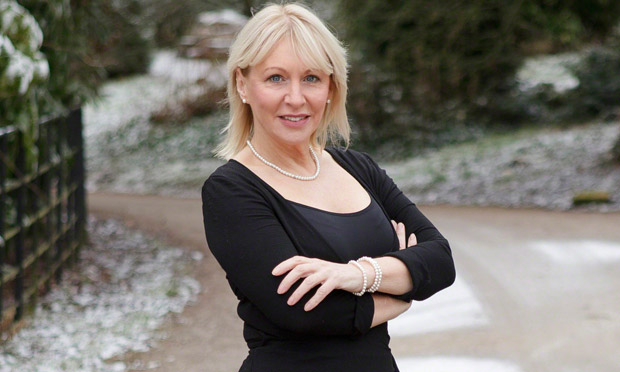 Nadine Dorries Tory MP Nadine Dorries signs sixfigure deal to write