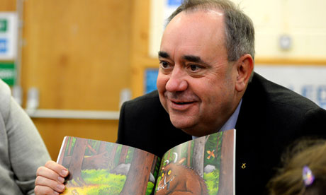 Scotland Marks One Year To Go Until The Scottish Independence Referendum