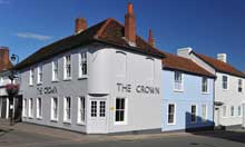 The Crown Hotel at Woodbridge