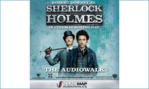 Sherlock Holmes audiowalk