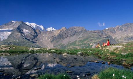 Graubünden: Switzerland's national park