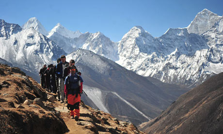trekking holidays in India