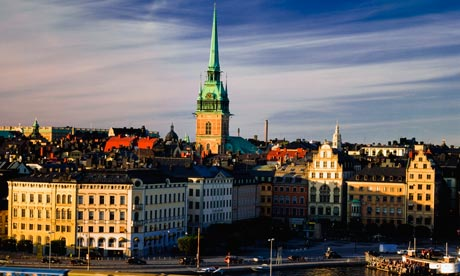 Stockholm, European Green Capital 2010.