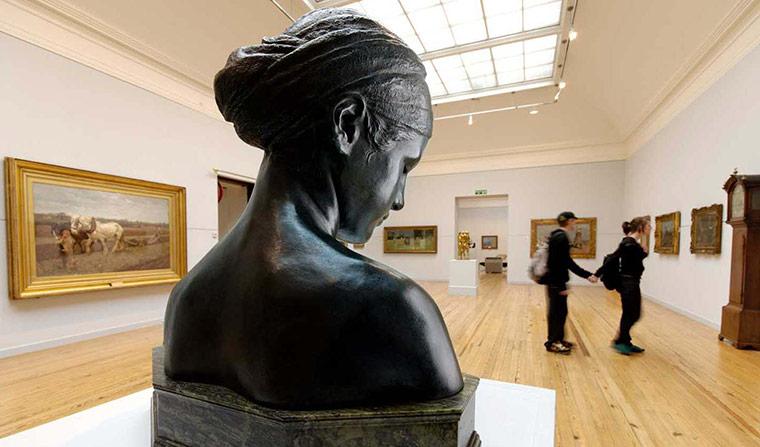 aberdeen art gallery  a fine