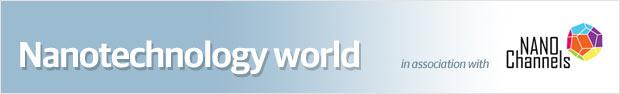 Badge pequeno mundo Nanotecnologia