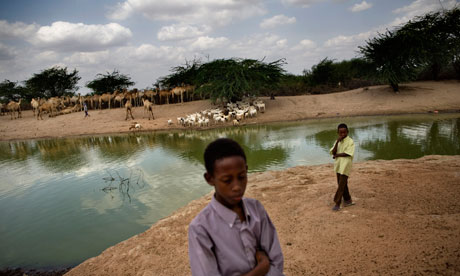 Tana Delta villagers
