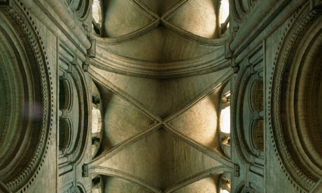 Durham Cathedral Nave Vaulting