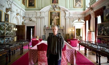 Mr John Parkinson, at Calke Abbey